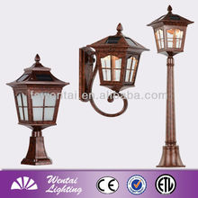 China landscape Outdoor LED Garden solar light
