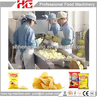 potato chips machine/potato chips making machine/french fries machine