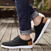 Autumn new low shallow mouth for casual shoes fashion round head wear sneakers flat shoes