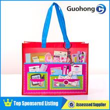 Fancy Full Color Printing Non Woven Shopping Bag | Laminated Non Woven Bag