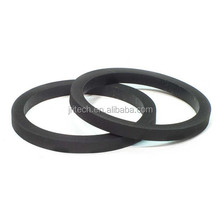 Non-Standard Water proof Rubber Gasket for Outdoor Lighting, LED Lighting Silicone Rubber Gasket