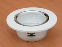 """top sales 8"""" downlight chongqing factory, 2years warranty, round and square"""