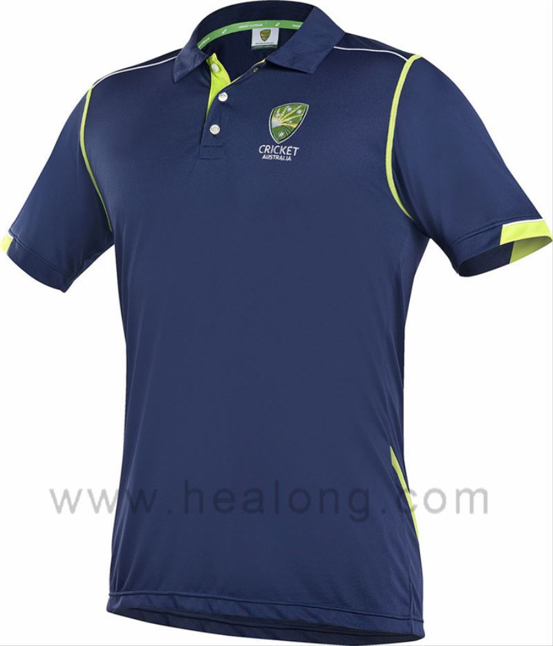 Healong 3d Sublimation New Design Cricket Jerseys Manufacturer