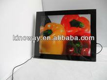 top quality 17 inch digital photo frame HD 1280*1050