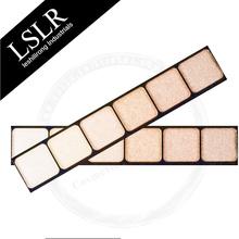 2015 Hot Sale Professional Cosmetic Eye shadow 6 Color Eye shadow The Most Silky Smooth Eye shadow Powder