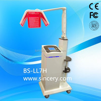 Low level laser therapy machine for hair regrowth