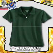 Promotional child's polo tee shirt