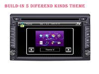 "6.2""inch HD digital screen ,3D Rotation\GPS\Radio\BT\USB SD,2 din in-dash android car dvd car pc with wifi 3g"