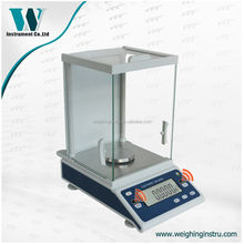 precision 0.001g general analytical scales