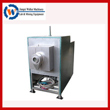 sample preparation machine small electric rotary kiln