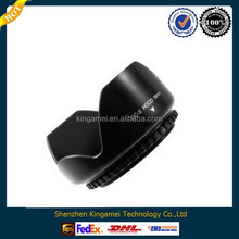 wholesale cheap 58mm camera Collapsible Rubber Lens Hood