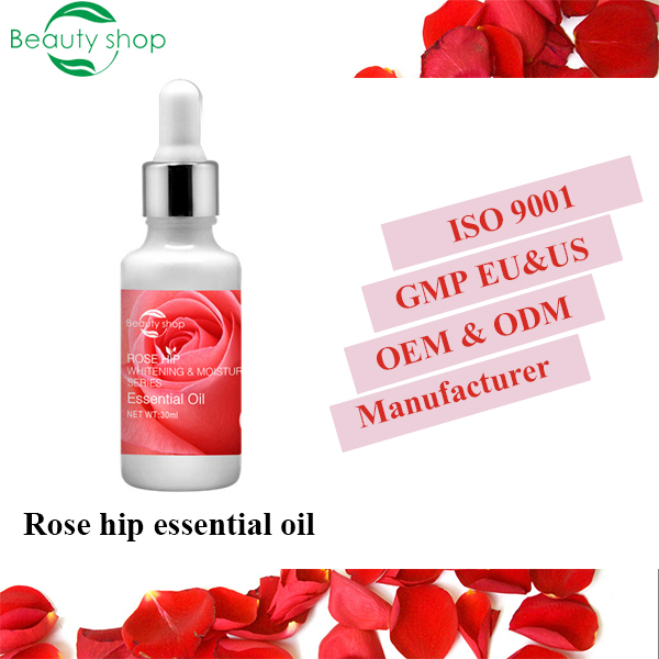 100% Pure Natural Rose Hip Oil/squalene oil