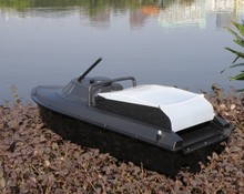 Remote control fishing bait boat for sale JABO-2BS RC Bait Boat with Sonar Fish Finder