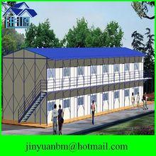 building industry environmental light steel prefab house home manufacturer