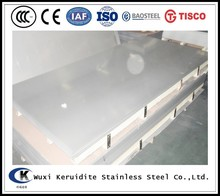 2b finish food grade 321 stainless steel plate smooth finish galvanized