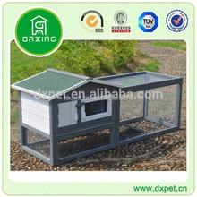 Wholesale cheap outdoor pet wooden rabbit furniture