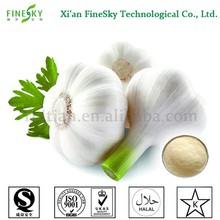 Extracto de ajo en polvo alicina, ajo de extracción de petróleo de china proveedor