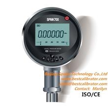 Ultrahigh pressure digital pressure gauge 36250 psi