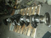 diesel engine spare part single cylinder crankshaft