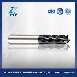 Steel processing tungsten carbide rods for handle material of milling machine tool