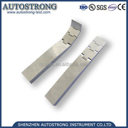 Stainless steel UL60950 Electric Probe Wedge Probe for paper shredders