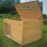 Factory best selling dog kennel removable