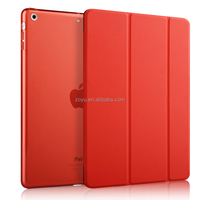 "High Quality Leather Protective Skin for iPad Air 2 9.7"" Tablet Smooth Case"