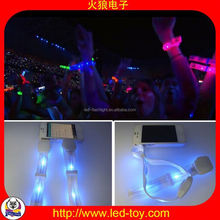 Wholesale Party Cheap Led Bracelet Wireless Glow Wristband For Concert