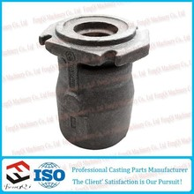 factory price OEM casting iron, casting parts for hydraulic pump, motor