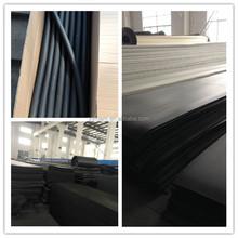 soundproofing foam rubber /black foam rubber sheets