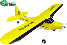 EasySky micro EPO foam rc toys 2015 rc planes rc airplanes for beginners 4Ch Piper J3 Cub Ready to Fly with anti-crashed Motor