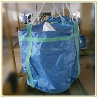 pp virgin 1 ton blue bulk fertilizer bags