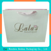 shopping gift printed paper hand bag