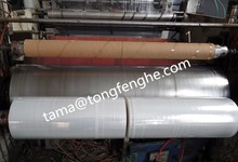 tubing plastic roll of goods packaging film