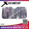 XRACING-2015 SS185 PE Bubble Windshield Visor /Car sun shade/Foldable Car Rear Window Sunshade