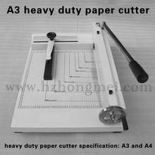 High quality heavy layers paper cutter