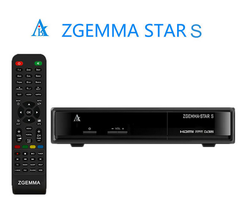 Original Enigma2 Linux os Zgemma Star S DVB-S2 Zgemma Best hd satellite receiver cloud ibox 2 plus SE update version