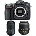 For New Nikon D7100 24MP Digital SLR Camera