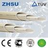 ZHSU manufacturer large diameter pvc pipe and fittings