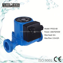 FPSxx-60 Variable Speeds Hot Water Pump