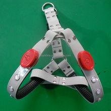 Pet supply led flashing light dog harness