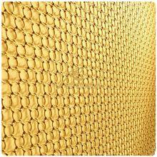 2015 decorative metal mesh room divider curtain, ring mesh
