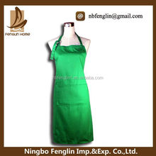 High quality professional paper/plastic adult bib apron