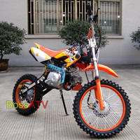 Wholesale Big Motorcycle 110CC Dirt Bike Sport Pit Bike 125CC with Kick Start
