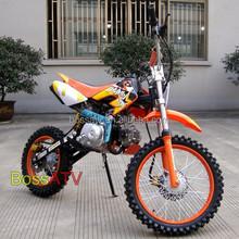 Wholesale Big Motorcycle 110CC Dirt Bike Sport Pit Bike 125CC with Kick Start
