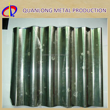 Hot Dipped Galvanized Roofing Span Tiles