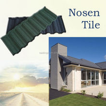 Economic new coming zinc galvanized color steel roof tiles