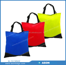 Best selling promotional low price woman shopping bag