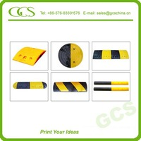 black rubber door stop plastic ramps rubber speed bump