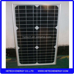 Good 20w solar panel price direct from factory